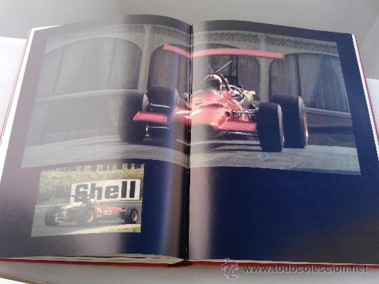 Coches: libro -FERRARI THE GRAND PRIX CARS BY ALAN HENRY- OSPREY -1984-INGLES -320 PAG- - Foto 7 - 29964922